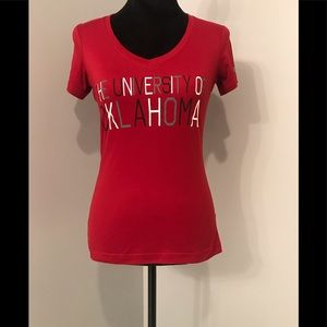 Champion The University of Oklahoma Vapor Shirt